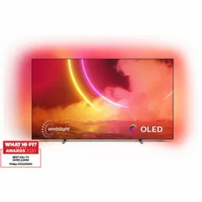 Philips 65 Inch OLED 4K Ultra HD Premium Smart TV - Only £1,749!