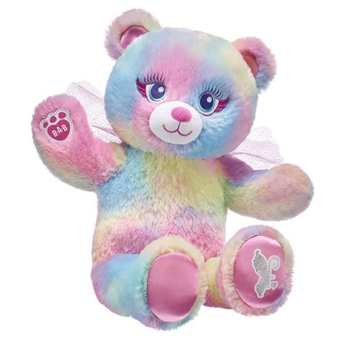 Pastel Bear Fairy Friend