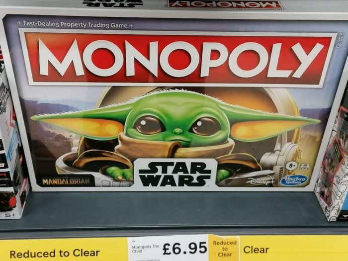 Monopoly Starwars