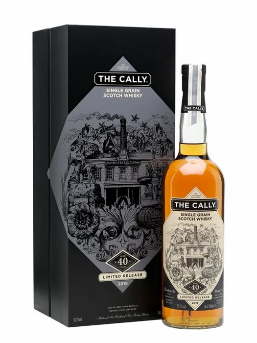Caledonian 'The Cally' 1974