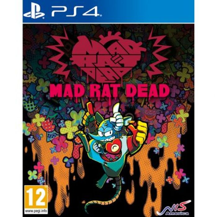 Cheap PS4 Mad Rat Dead Only £19.95 at TGC