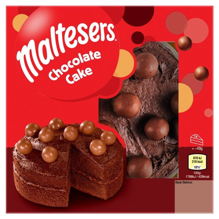Maltesers Buttons Chocolate Cake
