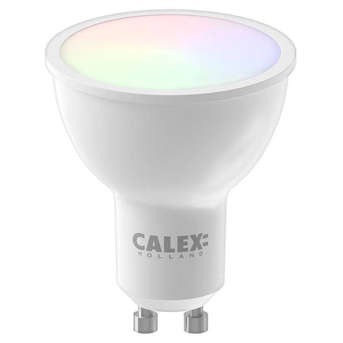 Calex Smart Spotlight Rgb 2 Pack Gu10