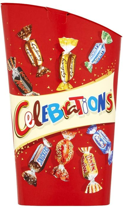 Celebrations Chocolate Carton 245g