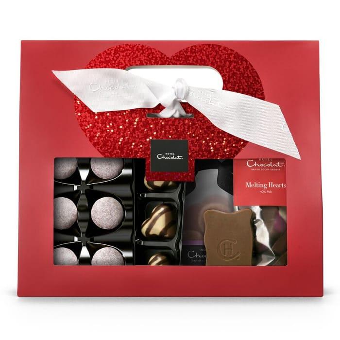 Hotel Chocolat Heart-to-Heart Goody Bag