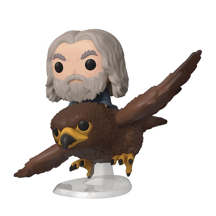 Lord of the Rings: Pop! Ride Vinyl Figure: Gwaihir with Gandalf