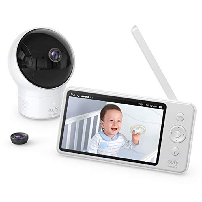Eufy Security Video Baby Monitor