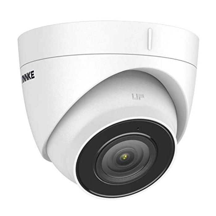 C500 5MP PoE Security IP Camera with Audio