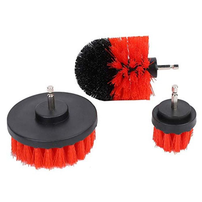 Drill Brushes for Cleaning, 3PCS