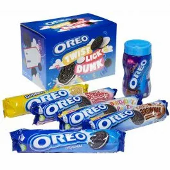 Oreo Hot Chocolate & Biscuits Gift Set