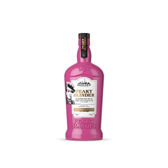 BEST EVER PRICE Sadler's Peaky Blinder Raspberry Liqueur, 70cl