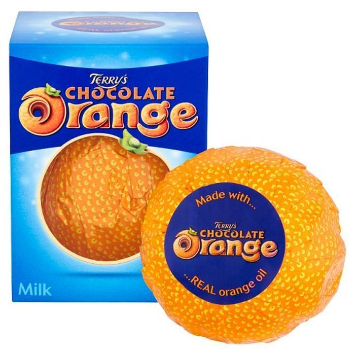Terry's Milk Chocolate Orange 157g
