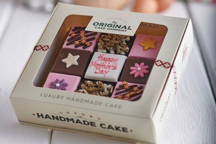 A Mother's Day Luxury Chocolate Selection from the Original Cake Company
