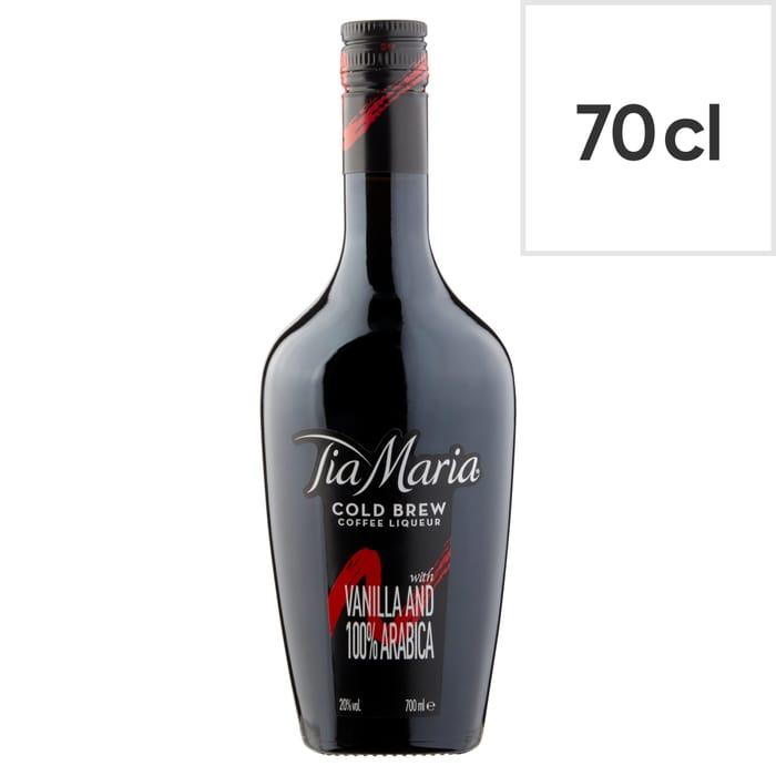 Tia Maria 70ClTia Maria 70Cl Down From £15 to £12(Clubcard Price)