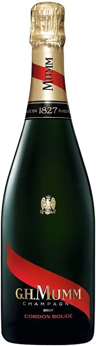 SAVE £10.49! Mumm Cordon Rouge NC Champagne 75cl + FREE DELIVERY