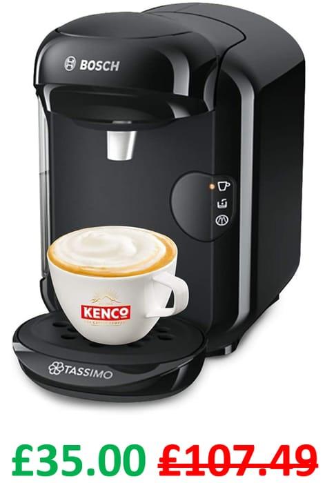 BOSCH TASSIMO Vivy 2 Coffee Machine *4.7 STARS* + FREE DELIVERY