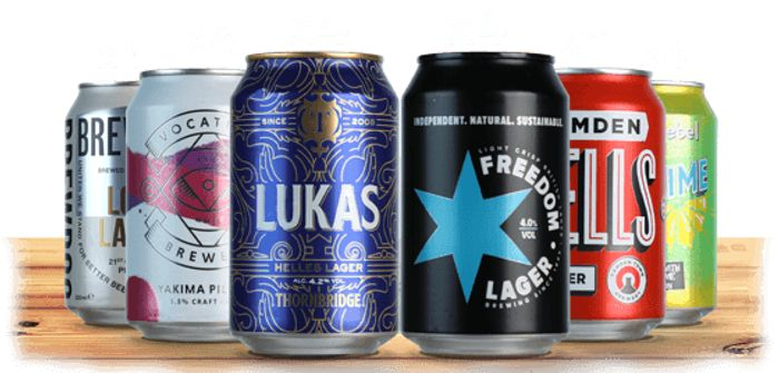 Mega Mixed Case Of 24 Beers - £24 Delivered For New Customers (4 Types)