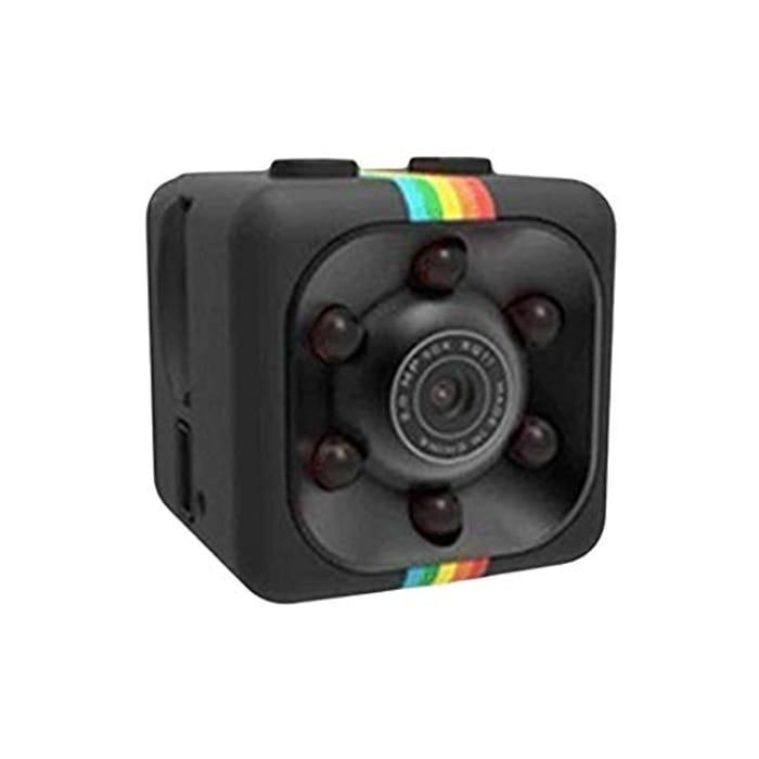 1080P Mini Camera Surveillance Camera Baby Monitor Wireless Portable