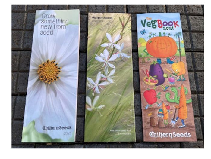 Free 2021 Seed Catalogue And Veg Book