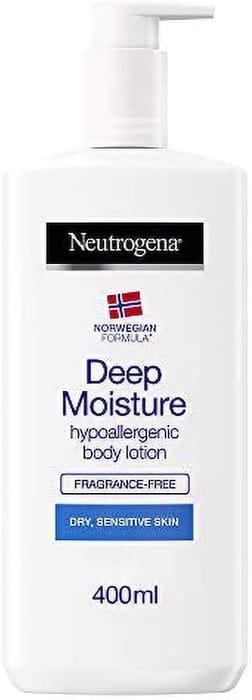 Neutrogena Norwegian Formula Deep Moisture Body Lotion 400ml