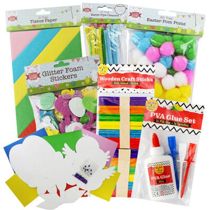 Easter Bumper Craft Collection