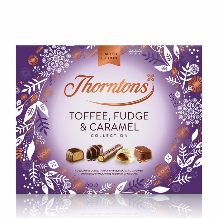 Limited Edition Toffee, Fudge and Caramel Collection (336g)