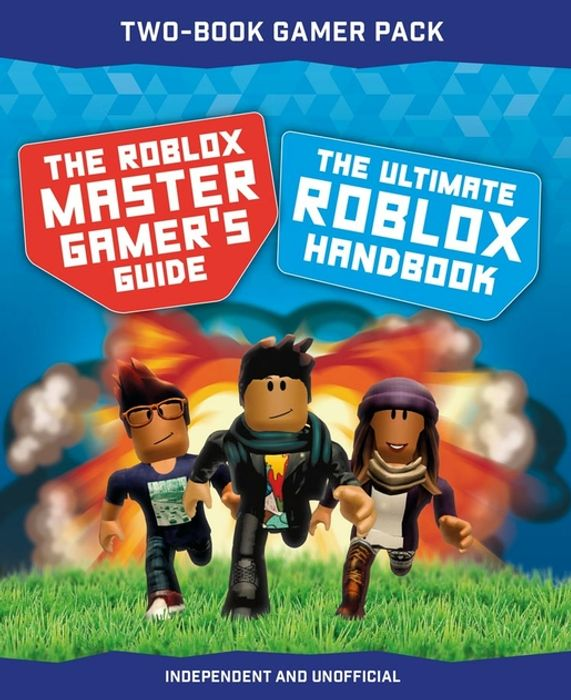 Cheap! Roblox Two-Book Gamer Pack - Only £6!