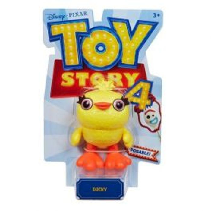 """Save £10 Ducky - 7"""" Action Figure - Toy Story 4"""
