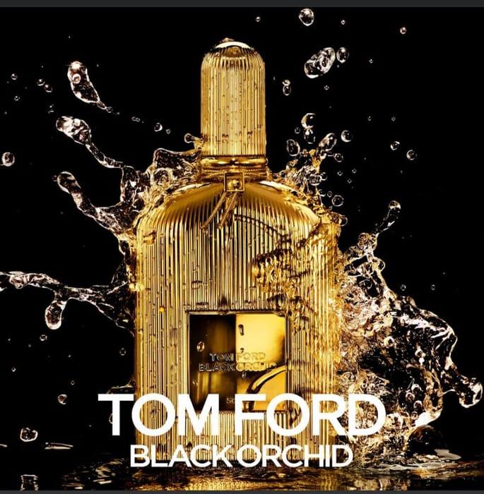 Free Tom Ford Black Orchid Perfume Sample