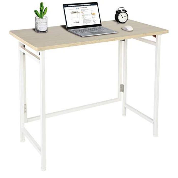 Foldable Computer Desk - £36.09 Delivered