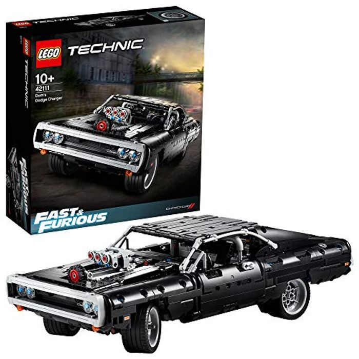 LEGO Technic Fast & Furious Racing Car Model Set - Only £69.99!