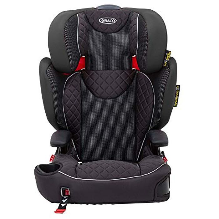 CHEAP! Graco Affix High Back Booster Car Seat with ISOCATCH Connectors