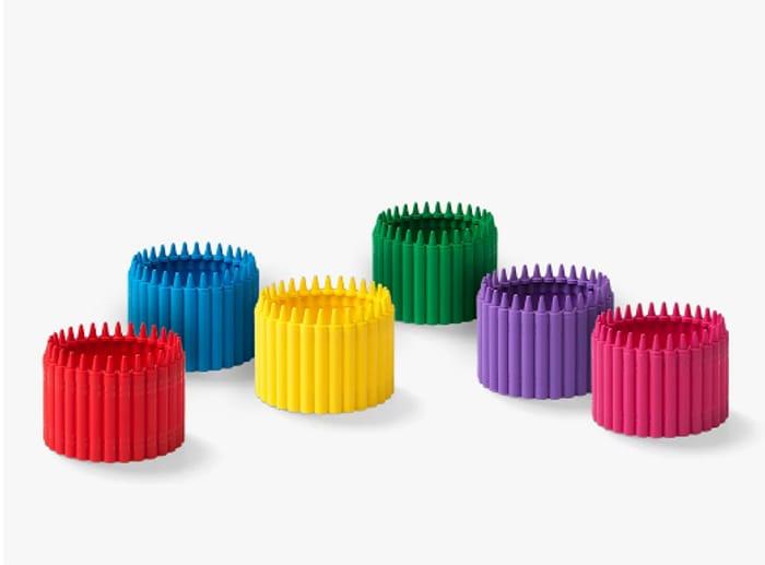 Crayola Crayon Storage Cups