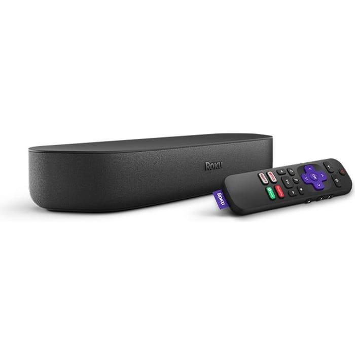 Roku Streambar   HD/4K/HDR Streaming Media Player/Soundbar - £99 Delivered at AO