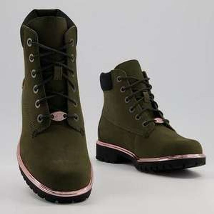 Timberland Slim Premium 6 Inch Boots - Only £50!