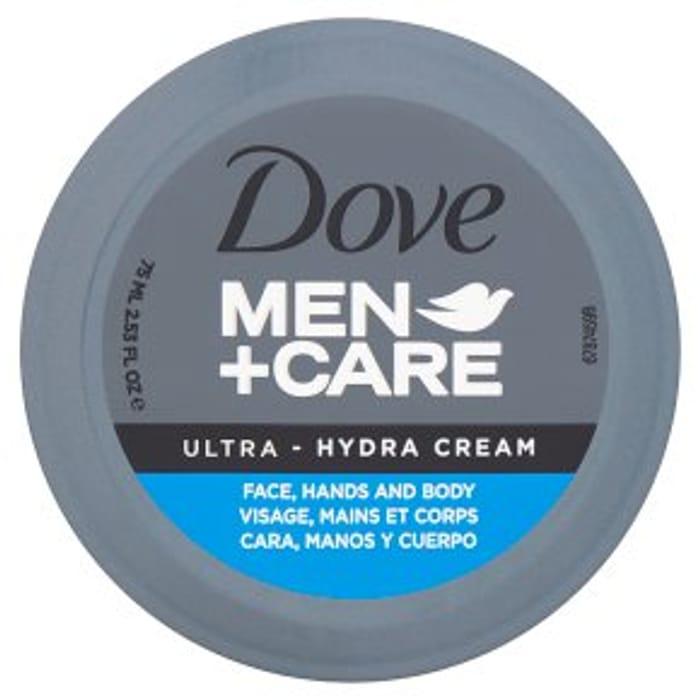 Dove + Men Care Ultra Hydra Cream75ml