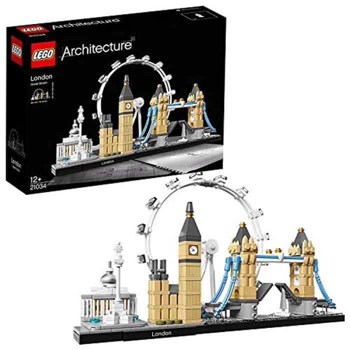 BEST EVER PRICE LEGO 21034 Architecture London Skyline Model Building Set