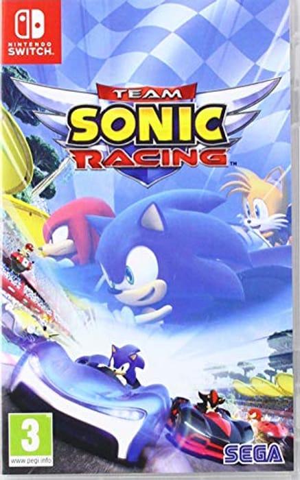 Best Price! Team Sonic Racing (Nintendo Switch)