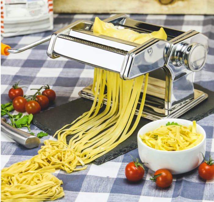 Manual Pasta Press/Roller & Cutter