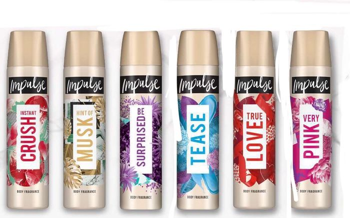 Star Buy! Now 85p on Selected Impulse Body Spray 7 Varieties Available