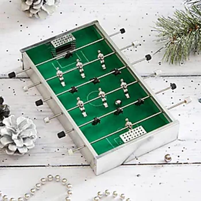 75% off on Mini Football Set