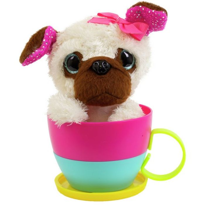 Pups in Surprise Cups Pug Teacups with a Twist