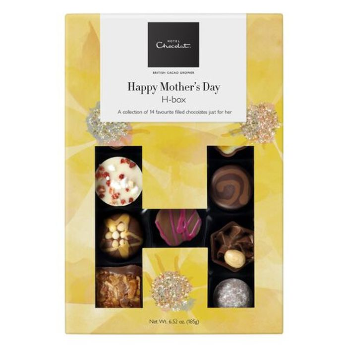 Hotel Chocolat Mother's Day H-Box Only £11.46 Delivered