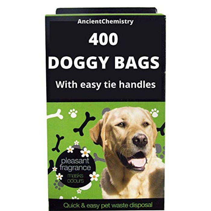 400 Dog Poo Bags Standard Poo Bags for Dogs