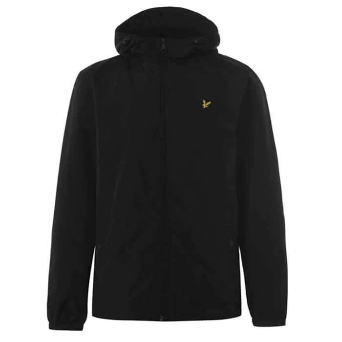 Lyle and Scott | Microfleece Lined Zip through Jacket