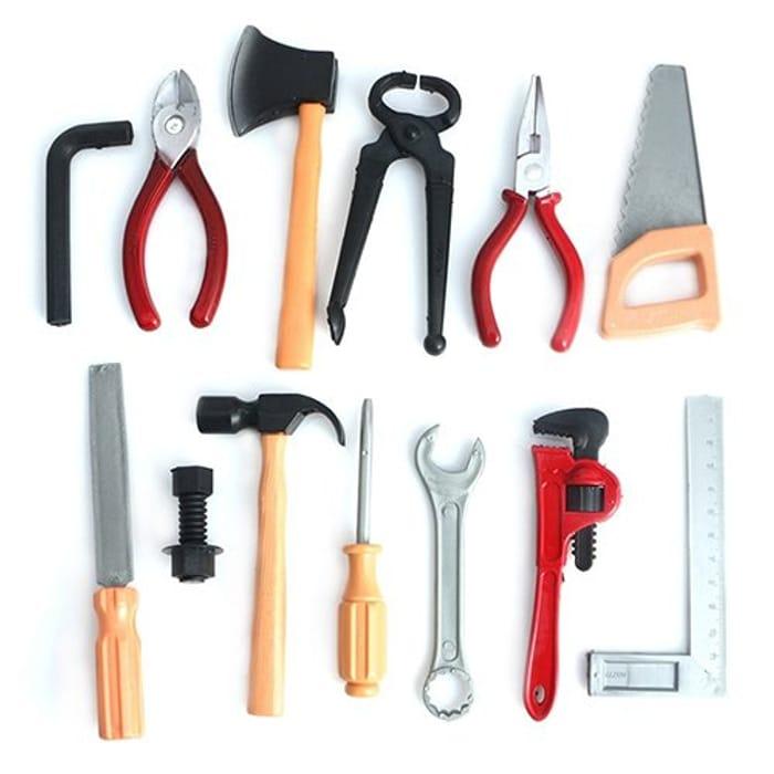 Dragonaur-Home Decor 13 Pcs Plastic Building Tool Kits £3.09 £1.00 Delivery