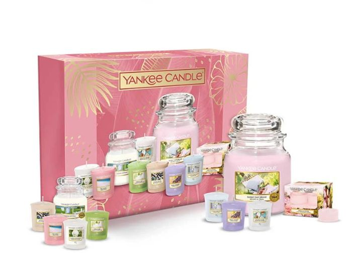Cheap Yankee Candle WOW Gift Set - Only £29.95 Delivered