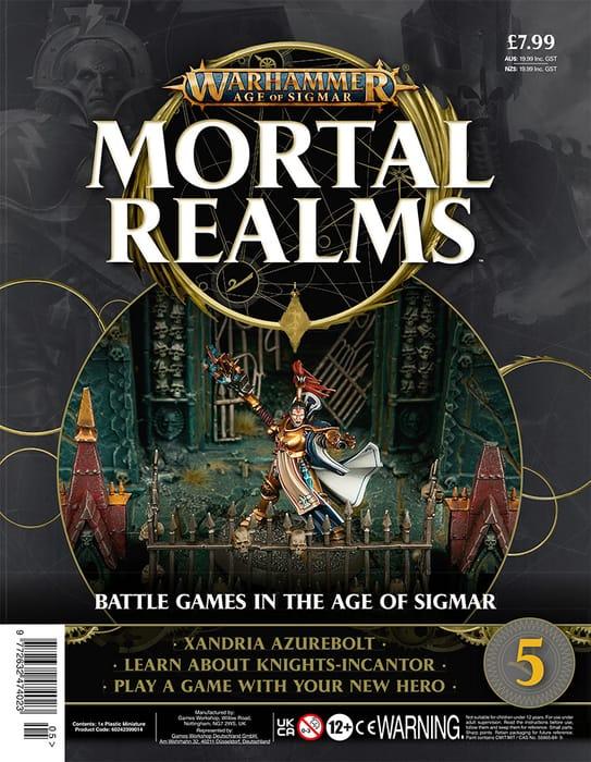 Warhammer: Age of Sigmar: Mortal Realms #5