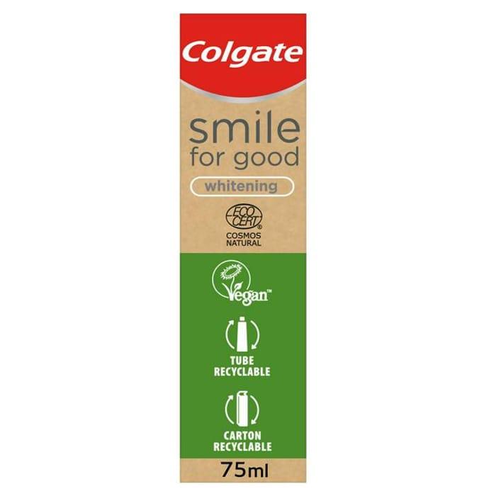 Colgate Smile for Good Whitening Toothpaste 75ml