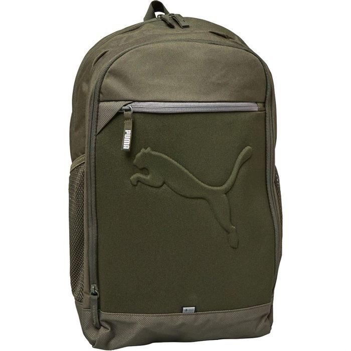 *HALF PRICE* Puma Mens Buzz Backpack Forest Night